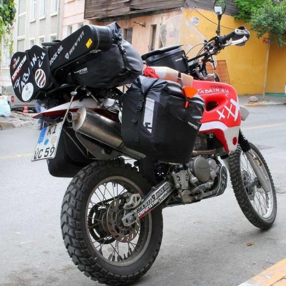 Honda XR650R RWT