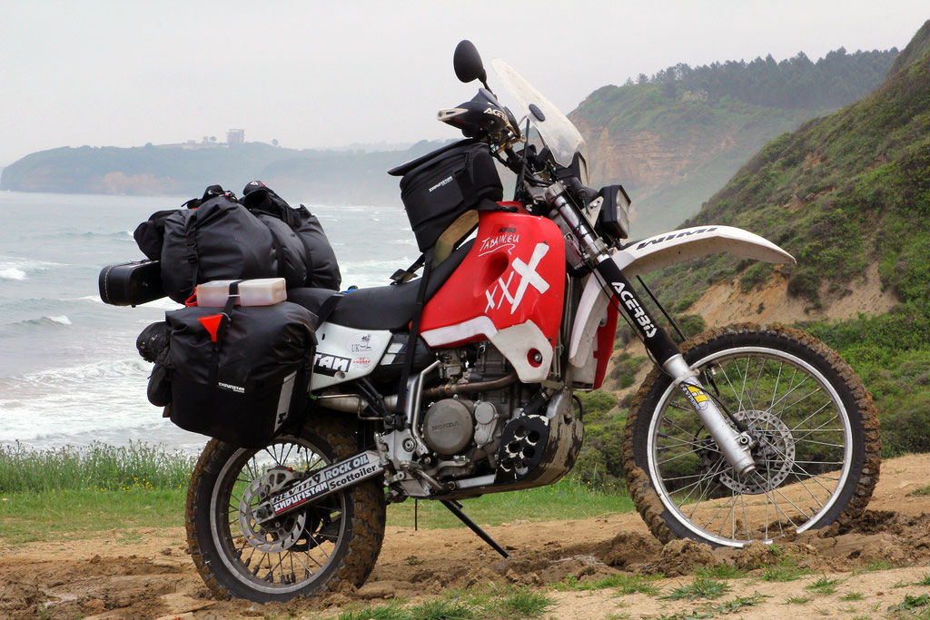 5 Custom Adventure Bikes Built By Quot Real People Quot