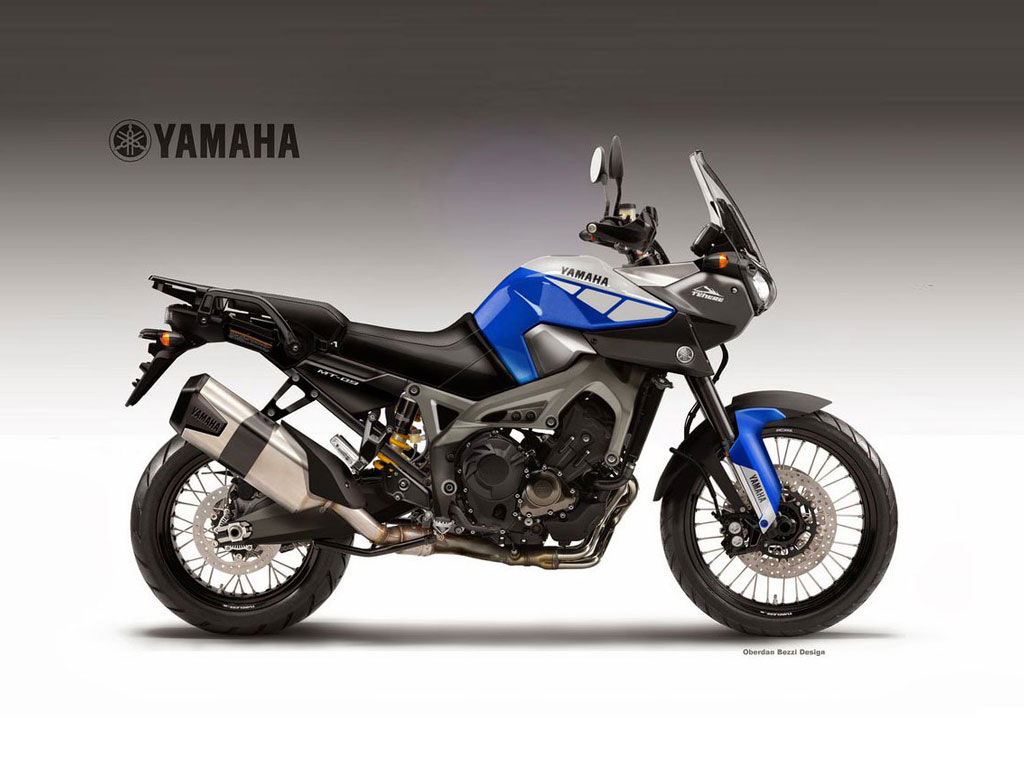 the new yamaha t n r could be a middleweight triple adv