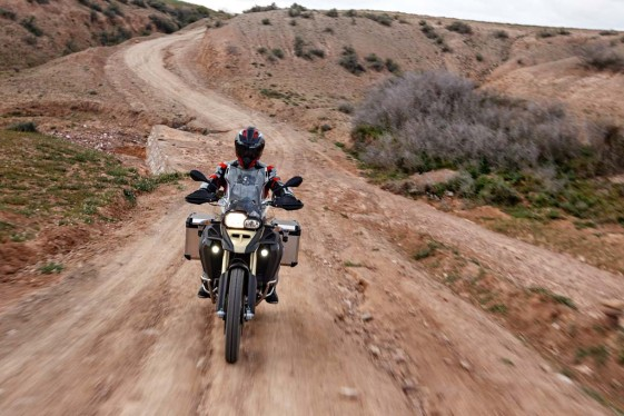 BMW F800GS Adventure Off-road