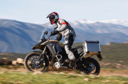 2014 BMW F800GS Adventure GSA