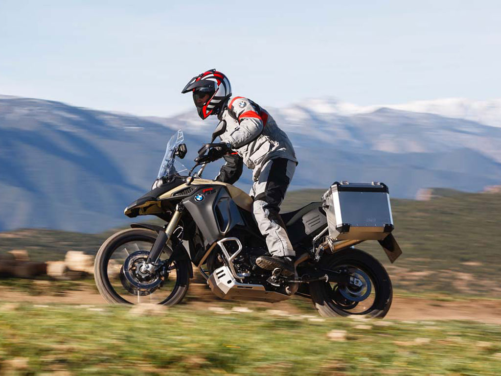 Is the BMW F800GS Adventure a Better Off-Road Bike? - ADV Pulse