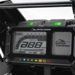 The New LCD Instrument Panel and Accessory Bar Mount.