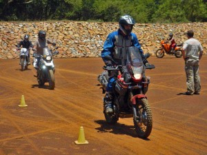 ADA Off-Road Motorcycle Training for Adventure Riders in South Africa
