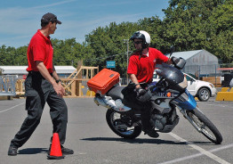 Advanced Rider Training - Off-Road Training Course BC Canada