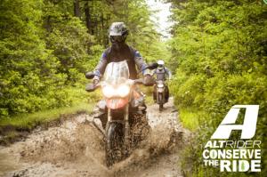 AltRider Conserve the Ride 2014