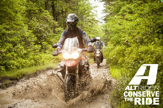 AltRider Conserve the Ride 2014