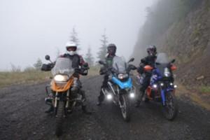 AltRider Hoh Rainforest Ride 2014