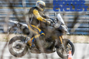 BMW S1000 ADV Spy Photo