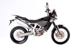 CCM GP450 lightweight adventure bike