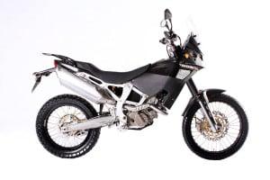 CCM GP450 lightweight adventure bike