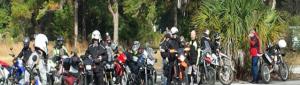 Cross Florida Adventure Ride 2014