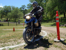 Edelweiss California Off-Road Training - BMW authorized training center
