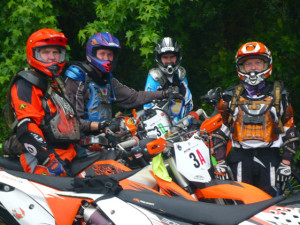 Factory Creek Adventure Ride 2014
