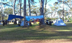 Horizons Unlimited Travellers Meeting Victoria 2014