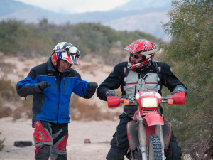Jimmy Lewis Off-Road Riding School Nevada