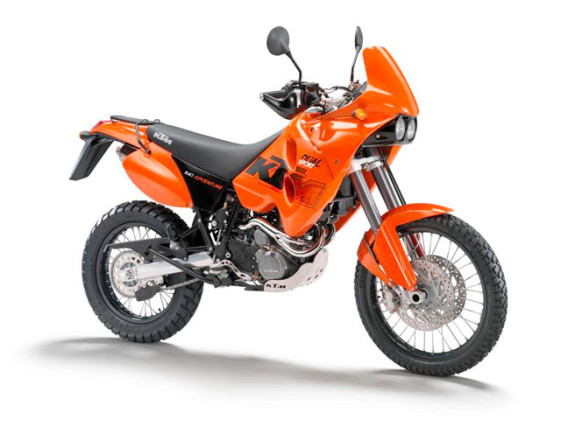 KTM 640 Adventure