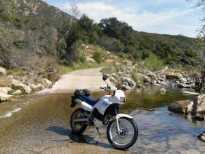1988 Honda NX250 For Sale