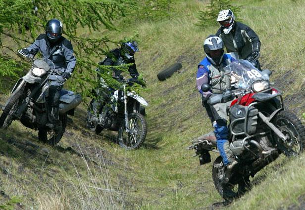 Rider Training Courses