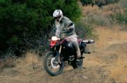 Zack Courts F800GS Adventure