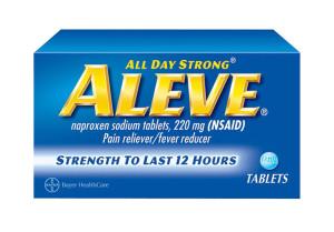 Aleve Pain Releiver