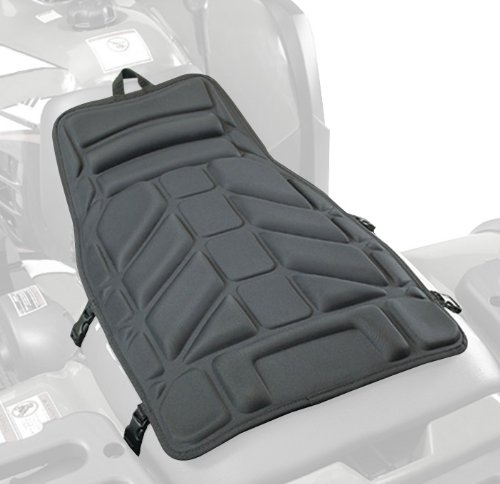 seat motorcycle atv pad coleman cushion rides comfort accessories backside bliss achieve adventure ride seats solution cost low
