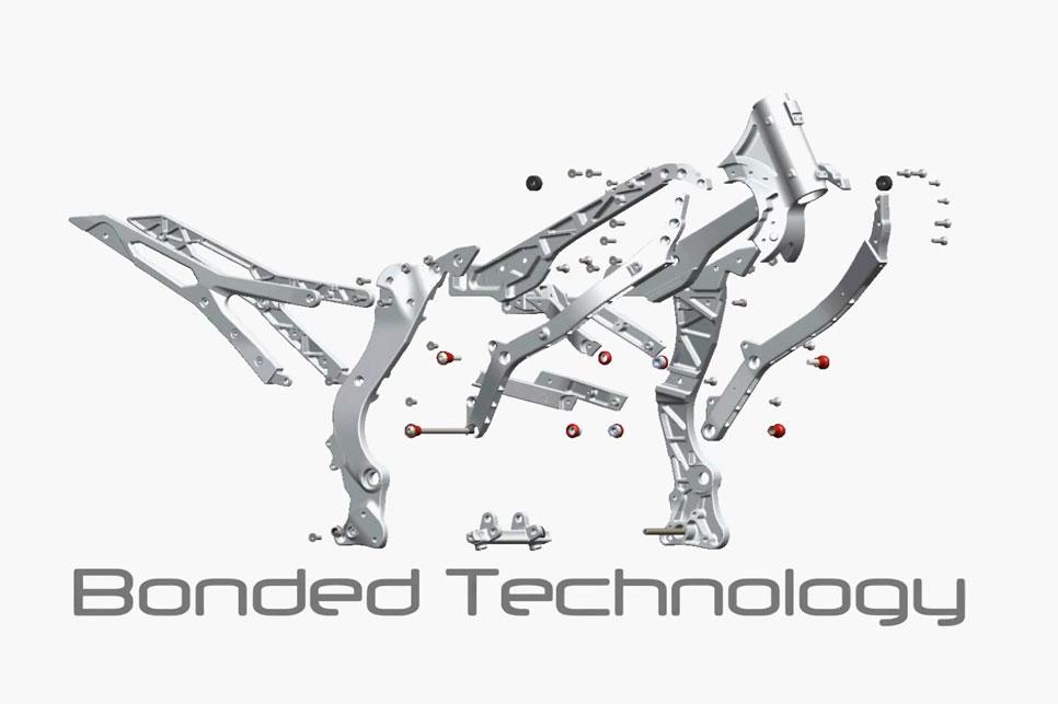CCM Bonded Technology
