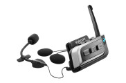 Cardo Systems Scala Rider G9x Bluetooth Headset Motorcycle Intercom