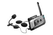 Cardo Systems Scala Rider G9x Bluetooth Headset Motorcycle Intercom