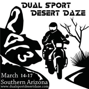 Desert Daze Dual Sport or Adventure Ride 2014