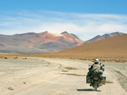 Stay comfortable on long motorcycle rides