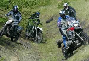 Off Road Skills motorcycle training school in the UK