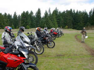 PSS Off Road Training Washington