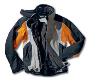 BMW Streetguard 3 Jacket with c_change membrane