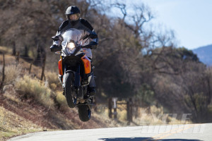 KTM 1190 Adventure Fastest Adventure Bike