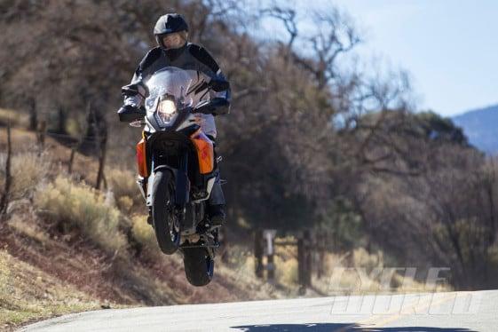 KTM 1190 Adventure Fastest Adventure Bike
