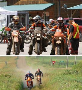 Dacre Dual Sport Challenge 2014