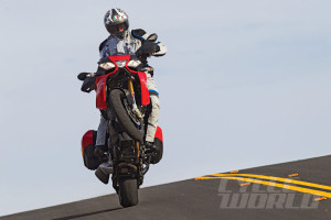 Aprilia Caponord 1200 ABS Fast Motorcycle