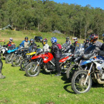 BMW Motorrad Australia Off-Road Training