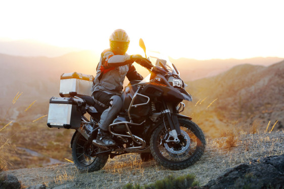 2014 BMW R1200GS Adventure Versatile