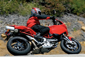 2007 Ducati Multistrada 1100 fast motorcycle