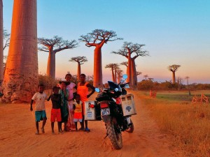 Kevin Fairburn Avenue of the Baobabs