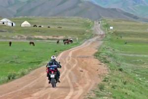 Kyrgyzstan Yurts and Horses