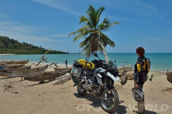 Nosy Bé beaches touring Madagascar
