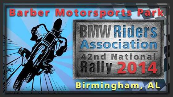 The BMW RA National Rally 2014