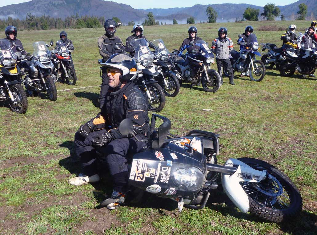 Motorcycle Rental Santiago Chile