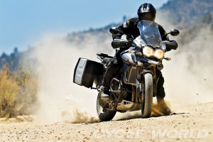 2012 Triumph Tiger Explorer Fastest Motorcycle