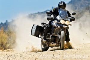 2012 Triumph Tiger Explorer Fastest Motorcycle