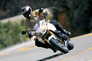 2012 Triumph Tiger 1050 fastest adventure motorcycle