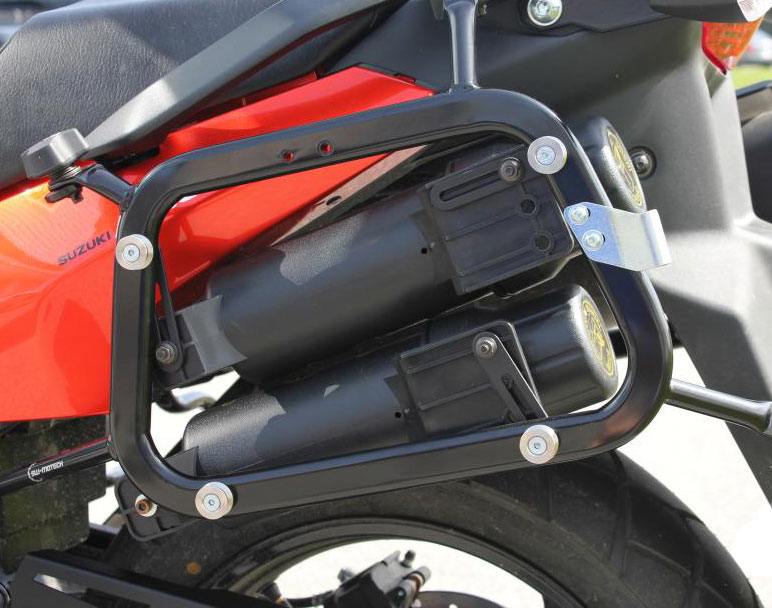 Attach Two Tool Tubes To Your Bike.